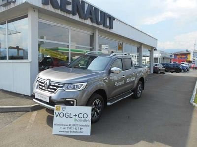 gebraucht Renault Alaskan Intens DK dCI 190PS Autom. 7Gang 4WD