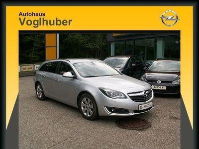 gebraucht Opel Insignia ST 1,6 CDTI ecoflex Edition Start/Stop System Edit