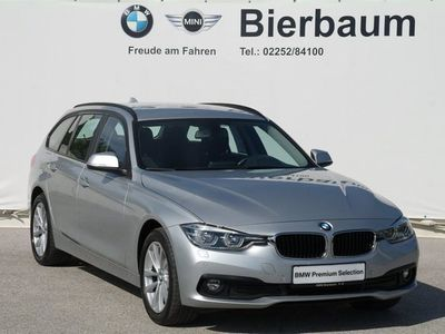 gebraucht BMW 320 3er-Reihe d xDrive Touring Advantage Kombi / Family Van,