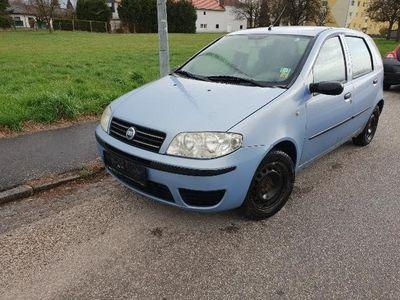 gebraucht Fiat Punto 1,2 Benzin Klima Fahrbereit