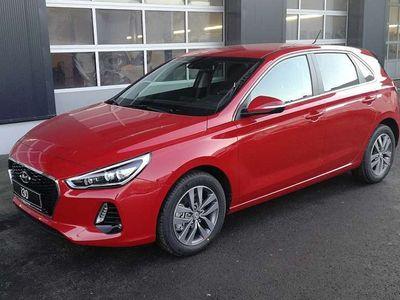 brugt Hyundai i30 1,4 T-GDI Launch Premium Start/Stopp Limousine,