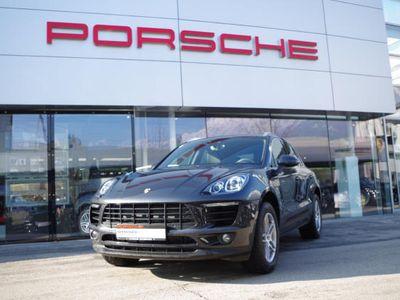 brugt Porsche Macan S Diesel 17% unter LP, prompt verfügbar!