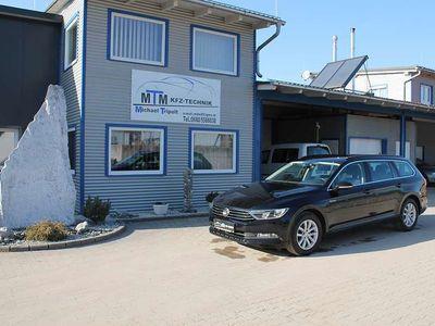 gebraucht VW Passat Variant Comfortline 1,6 TDI DSG Kombi / Family Van