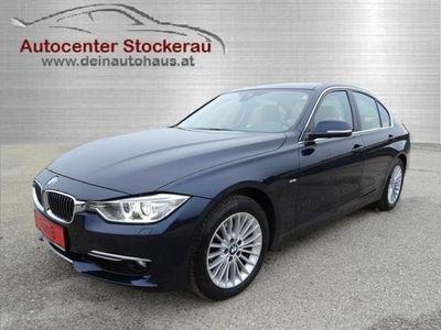 gebraucht BMW 320 dxDrive Österreich-Paket
