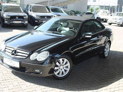 gebraucht Mercedes CLK200 Kompressor Cabrio Elegance Aut.