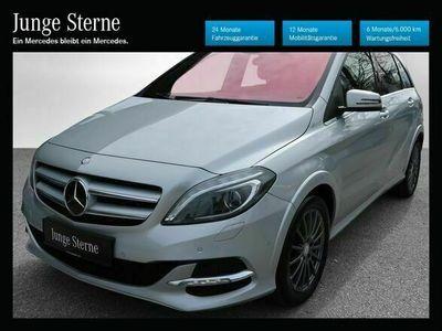 gebraucht Mercedes B250 e