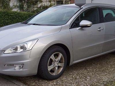 gebraucht Peugeot 508 SW 2,0 HDI Active, AK, Panoramadach Kombi / Family Van
