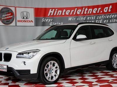 gebraucht BMW X1 xDrive18d Österreich Paket XENON BLUETOOTH