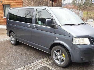 gebraucht VW Caravelle T52,5 TDI 4motion Standheizung