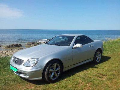 gebraucht Mercedes SLK200 Kompressor Cabrio / Roadster