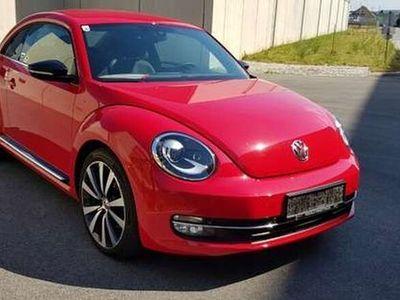 gebraucht VW Beetle Volkswagen2,0 TSI Sport DSG