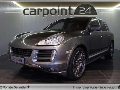 gebraucht Porsche Cayenne S 4,8 V8 Tiptronic - GTS-Umbau SUV / Geländewagen