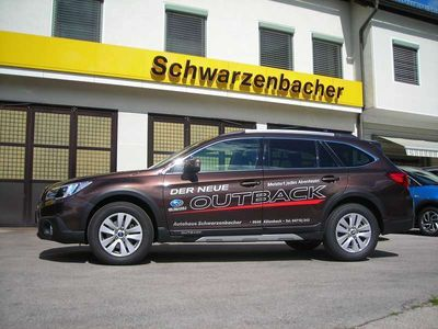 gebraucht Subaru Outback Touring Wagon 2,0 D Comfort AWD CVT Kombi / Family Van