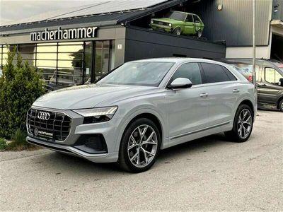 gebraucht Audi Q8 50 TDI quattro/MATRIX LED/MMI NAVI/S-LINE/22''