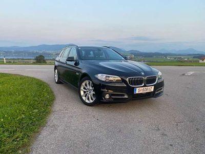 gebraucht BMW 518 5er-Reihe Kombi Diesel (F11 LCI) Touring Aut.