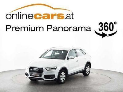 gebraucht Audi Q3 quattro 2,0 TDI Aut. XENON NAVI ASSISTENZ SUV / Geländewagen,