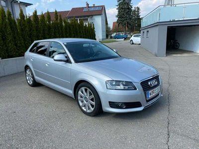 gebraucht Audi A3 Sportback Ambition 1,.9 TDI DPF