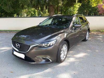 gebraucht Mazda 6 Sport Combi CD150 Attraction