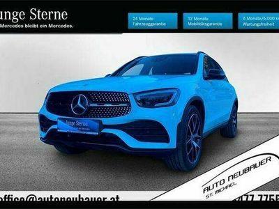 gebraucht Mercedes GLC300 d 4MATIC