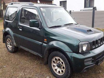 gebraucht Suzuki Jimny 1,5 Diesel SUV / Geländewagen