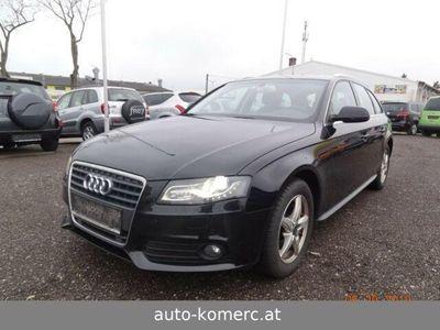 gebraucht Audi A4 2.0 TDI (DPF) 88kW Ambition Avant