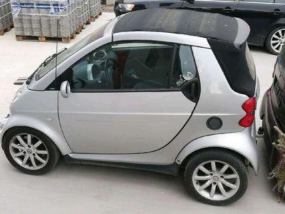 gebraucht Smart ForTwo Cabrio Passion 450 cdi Cabrio / Roadster