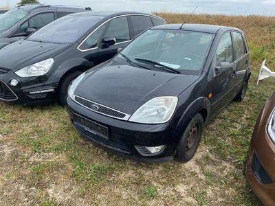 gebraucht Ford Fiesta Ghia 1,25 16V (Bastlerauto/Export)