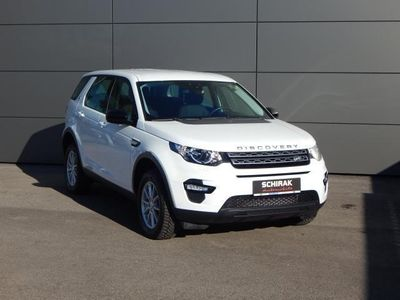 gebraucht Land Rover Discovery Sport 2,2 TD4 4WD