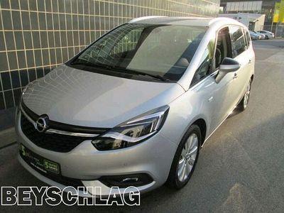 gebraucht Opel Zafira 1,6 Turbo Dir.Inj. Innovation Aut.