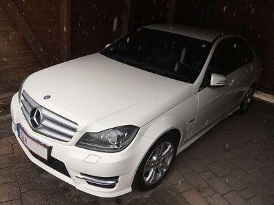 gebraucht Mercedes C250 CDI BlueEfficiency AMG Sportpaket