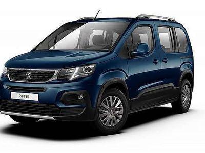 gebraucht Peugeot Rifter 1,5 BlueHDI 100 S&S Allure