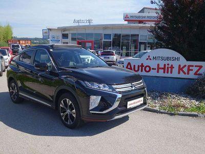 gebraucht Mitsubishi Eclipse Cross 1,5 TC 4WD Diamond CVT Aut. ***VOLLAUSSTATTUNG*** SUV / Geländewagen