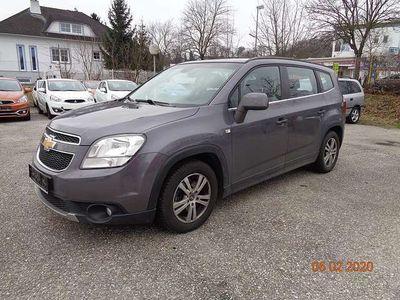 gebraucht Chevrolet Orlando 2,0 LTZ Aut.