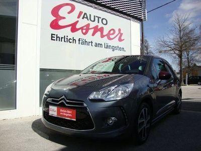 gebraucht Citroën DS3 1,6 e-HDi So Chic Airdream FAP Limousine,