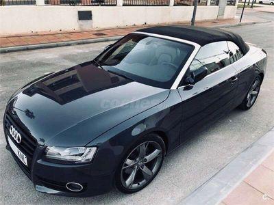 gebraucht Audi A5 Cabriolet Cabrio 3.0 TDI QUATTRO / Roadster
