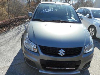 gebraucht Suzuki SX4 2,0 GL-A DDiS special 4WD