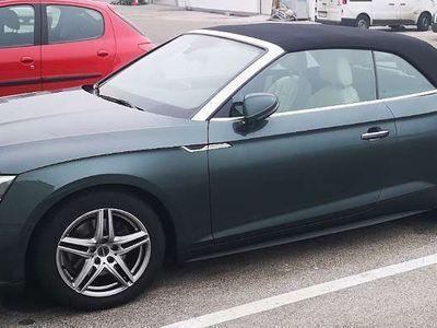 gebraucht Audi A5 Cabriolet 2,0 TFSI Design + Standheizung Cabrio / Roadster