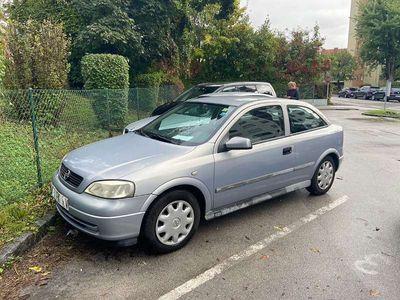 gebraucht Opel Astra 6 G-CC Sportwagen / Coupé