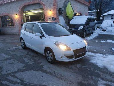 gebraucht Renault Scénic III Dynamique 1,9 dCi DPF Kombi / Family Van,