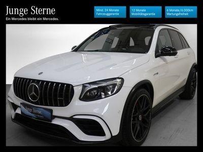 gebraucht Mercedes GLC63 AMG AMG S 4MATIC