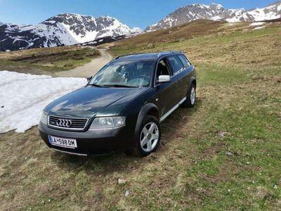 gebraucht Audi A6 Allroad quattro 2,5 TDI