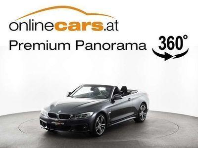 gebraucht BMW 435 d xDrive Cabrio M-SPORT Aut. NP€ 91.000,- MEGAPREIS