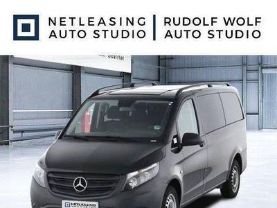 gebraucht Mercedes Vito 116 BT Lang Tourer Pro 2xKlima+9Sz+PTS+Navi