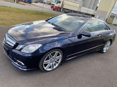gebraucht Mercedes E350 CGI Sportwagen / Coupé
