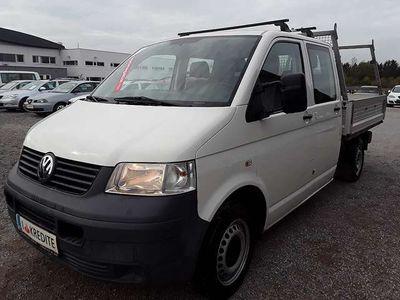 gebraucht VW Transporter T5DOKA PRITSCHE 4X4 *SOFORT FINANZIERUNG MÖGLICH*