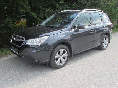 gebraucht Subaru Forester 2,0D Comfort CVT SUV / Geländewagen,