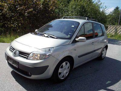 used Renault Scénic Dynamique Komfort 1,9 dCi Kombi / Family Van,