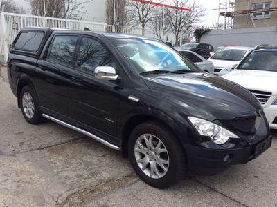 gebraucht Ssangyong Actyon 4WD, Sports, 141 PS, 5 Türen, Automatik
