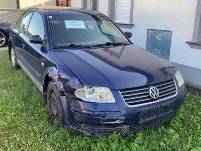gebraucht VW Passat Variant 1,9 TDI