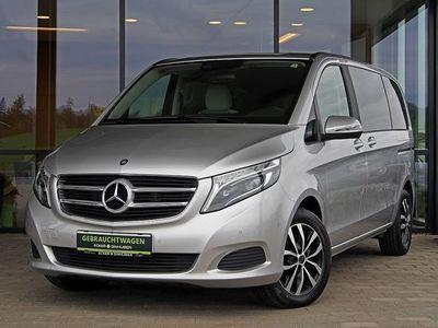 gebraucht Mercedes V250 d 4MATIC kompakt Aut., LED, 7-Sitzer